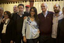 [CABA] Victoria Donda participó de un encuentro progresista en la ciudad