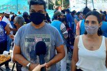 """[Neuquén] Jesús Escobar: """"Miles movilizados por el impuesto a los súper ricos"""""""