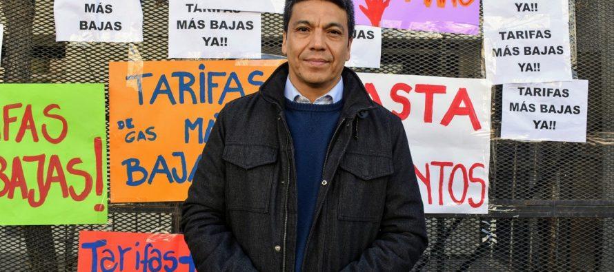 """[Neuquén] Jesús Escobar: """"Los patagónicos tenemos que defender juntos la tarifa diferencial"""""""