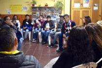 [Neuquén] Jesús Escobar se reunió con vecinos de Centenario contra el aumento de tarifas
