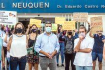 "[Neuquén] Jesús Escobar: ""Exigimos al gobernador que convoque a salud a una mesa de diálogo"""