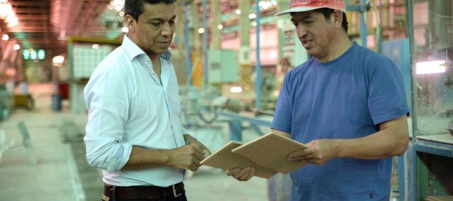 """[Neuquén] Jesús Escobar: """"La tarifa diferencial potencia las industrias neuquinas"""""""