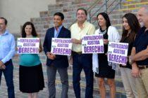 [Neuquén] Escobar propuso al gobernador urgente reglamentación de Ley de Fertilización Asistida