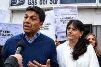 """[Neuquén] Jesús Escobar: """"Tarifas más bajas para defender el trabajo"""""""