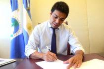 [Neuquén] 17/3 Escobar presenta propuesta del Hospital Público Veterinario