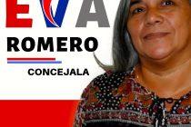 """[Corrientes] Eva Romero: """"Avancemos es un frente político distinto"""""""