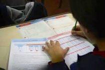 [La Matanza] Rechazo al Aprender 2017 y a la reforma educativa