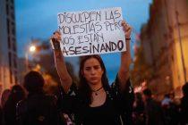 La cifra de femicidios no baja. El informe de Mumalá en los medios