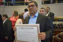 [Santiago del Estero] Fernando Giménez asumió como diputado provincial
