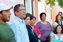[Santiago del Estero] Fernando Giménez, de  Libres del Sur, renovó su banca