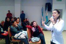 [Mendoza] Karina Ferraris encabezó capacitación a futuros emprendedores