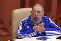 """Fidel Castro: """"El pueblo cubano vencerá"""". Discurso"""