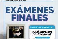 [Córdoba] Avanzan los exámenes finales en la UNC: una victoria estudiantil.