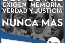 """[Tucumán] Con una placa rendirán homenaje a los desaparecidos en el """"Parque de la Memoria"""""""