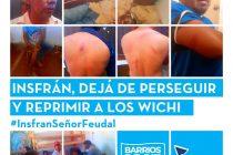Ante los atropellos a los DDHH en la provincia Barrios de Pie movilizará a la Casa de Formosa.