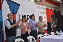 [Chaco] Consenso Federal anunció su fórmula gubernamental