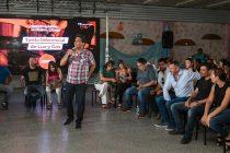 """[Neuquén] Jesús Escobar: """"Lo nuevo es construir un país para todos"""""""