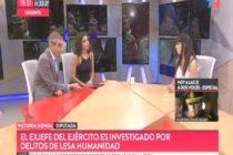 Entrevista de Nelson Castro a Victoria Donda por Milani