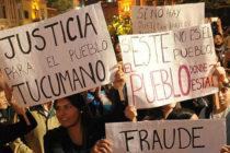 """[Tucumán] """"¡Que se abran las urnas en Tucumán!"""""""
