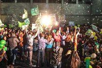 [Salta] El Frente Plural lanzó su campaña electoral en el Club Libertad