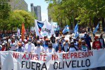 """[Chaco] Realizarán una marcha """"Contra la represión de ayer y hoy. Fuera Olivello"""""""