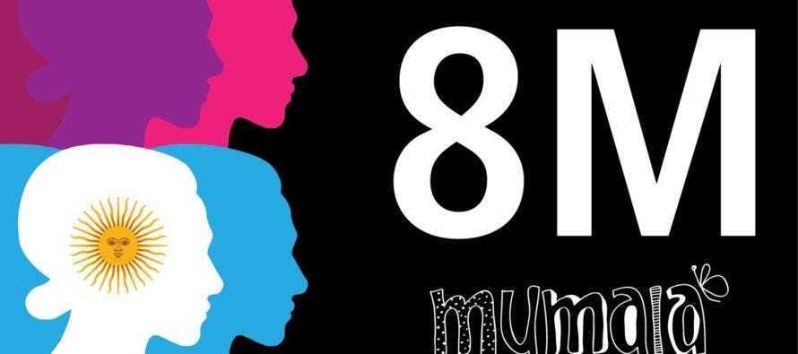 Las MuMaLá convocan al Paro Internacional de Mujeres