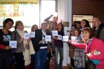 [Mar del Plata] Se realizó un acto homenaje a la activista trans Lohana Berkins