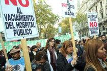[CABA] Movilización y Radio Abierta por la Salud Pública en la Ciudad
