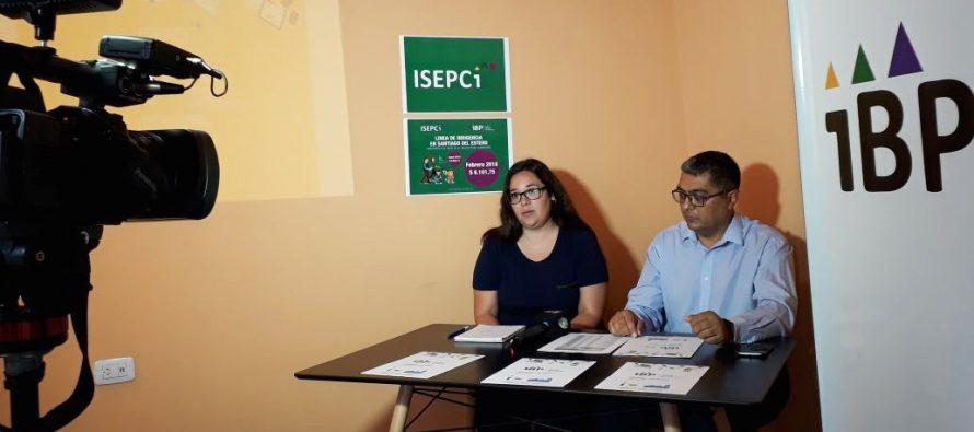 [Santiago del Estero] Presentación del Índice Barrial de Precios de los meses enero y febrero