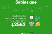[Chaco] En mayo, una familia necesitó $17.390 para cubrir sus gastos