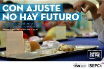 [La Plata] 28/3 Presentarán el II Informe sobre Situación Nutricional de la Niñez en los Barrios