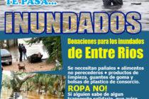 [CABA] Mutual Sentimiento: Recibimos donaciones para los inundados