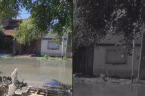 Mientras la provincia se inunda, la gobernadora Vidal tiene paralizada obras de saneamiento de arroyos