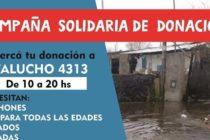 [Mar del Plata] Exigen la apertura de nuevos centros de evacuados