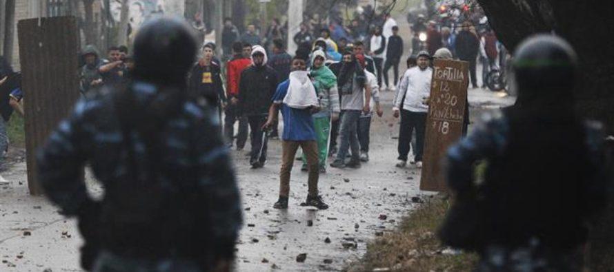 [Ituzaingó] Ante los violentos enfrentamientos de ayer