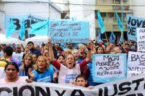 Barrios de Pie se movilizó en todo el país contra el ajuste