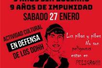[La Matanza] Jornada en defensa de los Derechos Humanos