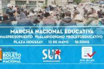 [CABA] 12/5 Jornada Nacional por la Educación Pública. Hoy 16: 30 marchan