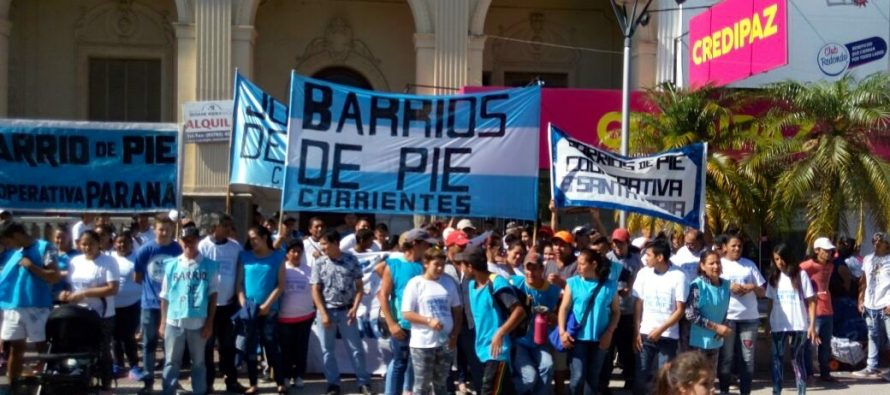 [Corrientes] Continúa la lucha por una declaración de emergencia alimentaria