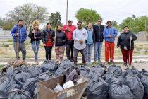[Santiago del Estero] Libres se sumó a la Jornada Mundial de la Limpieza