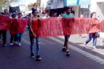 [Corrientes] Jóvenes de Pie en Jornada Antirrepresiva
