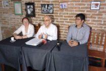 """[Chaco] Martínez """"queremos devolverle a los docentes el derecho a una jubilación digna"""""""