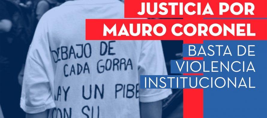 [Santiago del Estero] Jusitica por Mauro Coronel.