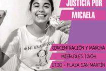 [Santa Fe] Marchan en Rosario por justicia para Micaela.