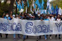 """[Neuquén] Jesús Escobar: """"Este 24 de marzo exigimos justicia social ya"""