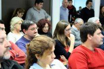 [La Plata] Libres del Sur y Barrios de Pie en discusión presupuesto 2017