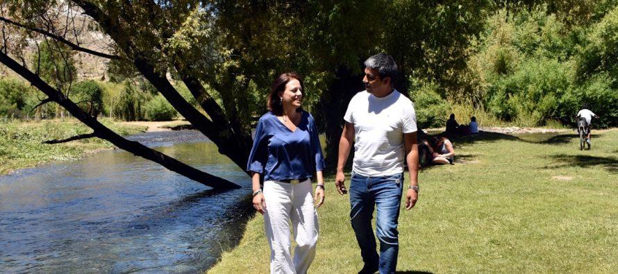 """[Neuquén] Jesús Escobar: """"Hay que instalar una estación sismológica en Sauzal Bonito"""""""