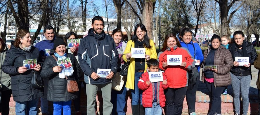 [Plottier] Lamarca y Lopez proponen tarifa diferencial, proteger los rios y seguridad para las mujeres