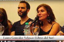 [CABA] Velasco y Maurente en Jornada por la Ley de Salud Mental. Video