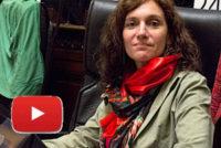 Entrevista a Laura Velasco en Barricada TV
